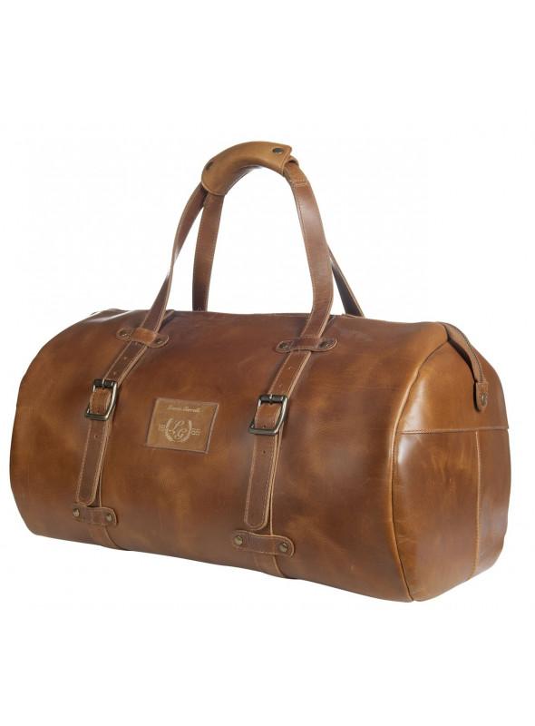 da70cdc1e69e8 Skórzana torba sportowa Santa Rosa 50x30 cm