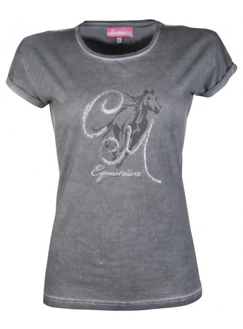 Koszulka Rimini malina XS