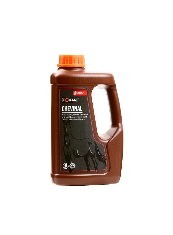 Witaminy, elektrolity Chevinal 1 L