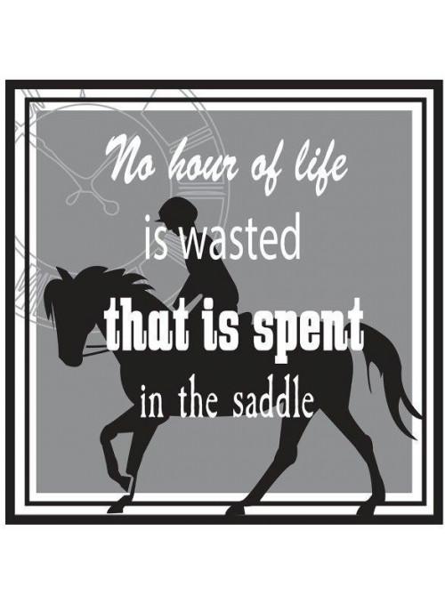 Tabliczka z koniem