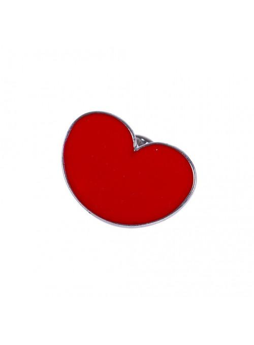 Przypinka serce